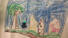 The three little pigs by Rosie and Isaiah